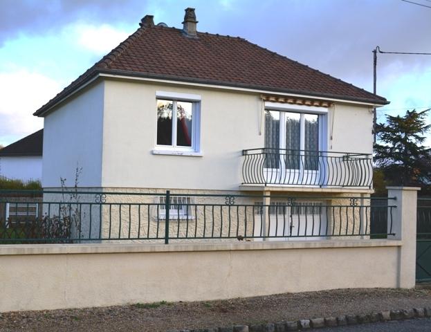 vente maison 27540 vallee d 39 eure 60m2